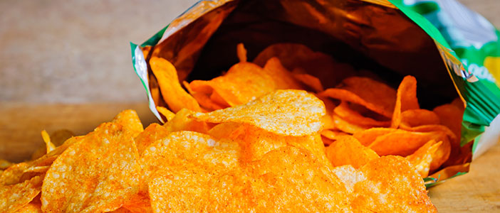 19 Habits That Wreck Your Teeth - Potato Chips - Biermann Orthodontics