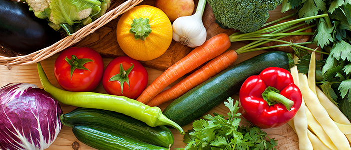 Fresh Vegetables for Health Teeth - Biermann Orthodontics