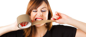 19 Habits That Wreck Your Teeth - Opening Things with your Teeth - Biermann Orthodontics