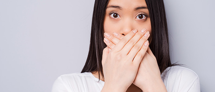 Top 5 Embarrassing Oral Health Problems...Solved!